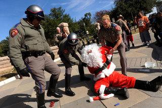 PHOTO GALLERY: 8 real-life 'Bad Santas'