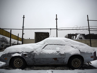 Tips for storing your vehicle during winter