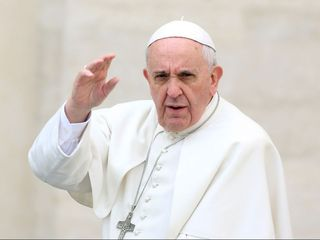 Pope Francis weighs in on spanking