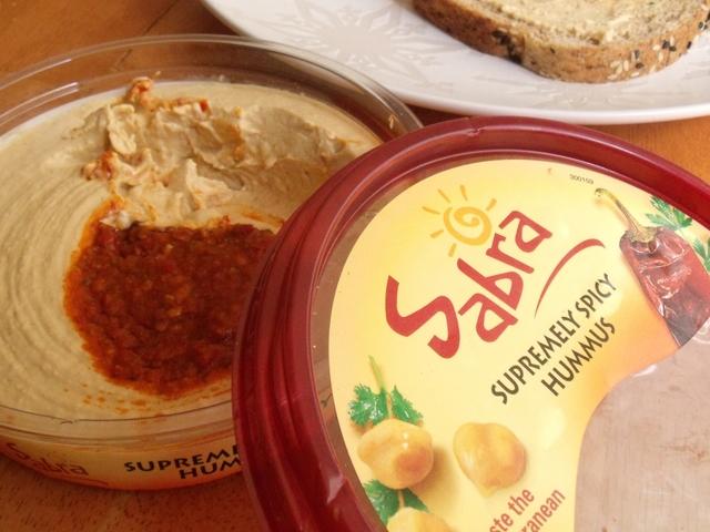 Sabra hummus in a recall