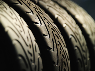 New tire may eliminate flats forever