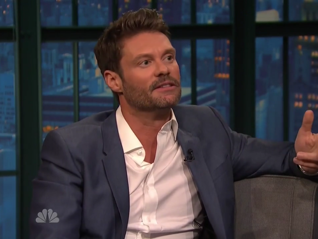 Ryan Seacrest Will Host ABC's 'American Idol'
