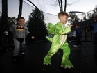 Kids have few gender-neutral costumes