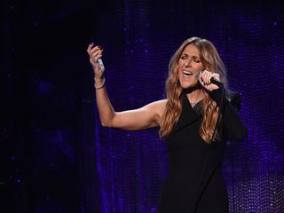 Singer Celine Dion's brother has cancer