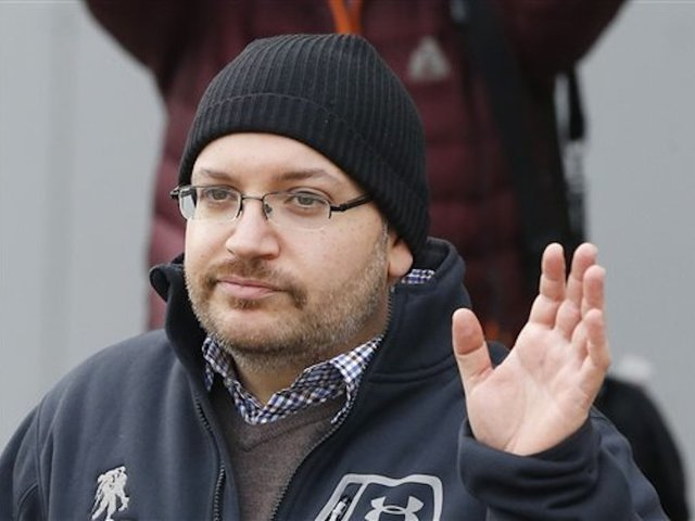 Rezaian says he's ready to relax after release by Iran