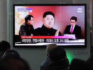 NKorea moves up rocket launch despite criticism