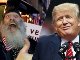 Vermin Supreme says he paved way for Trump