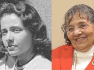 Diane Nash talks women and civil rights activism
