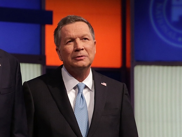 Kasich's Second-Place Finish Is The Best He Could Have Hoped For