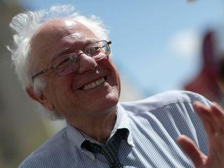 Is Sanders taking Wall Street cash through DSCC?