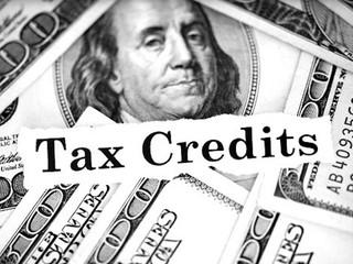 The most popular tax credits