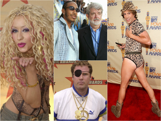 Gallery: 15 years of MTV Movie Awards fashion