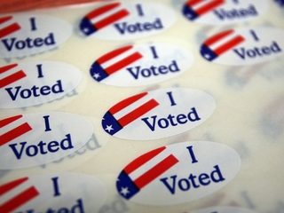 Are you registered to vote in Ohio?