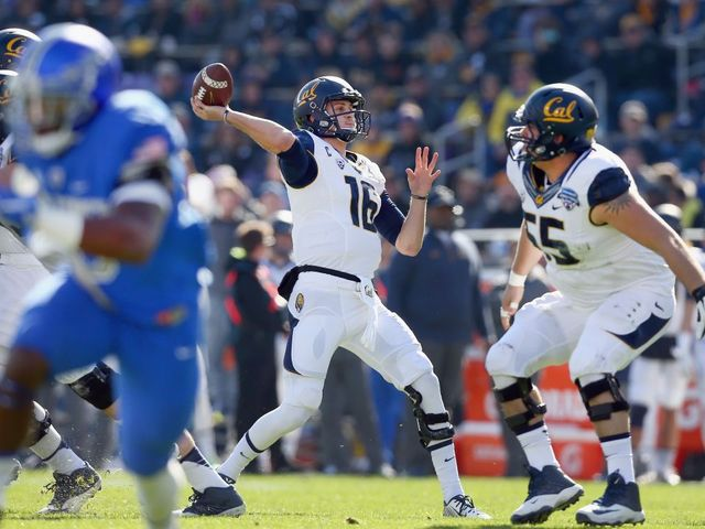 Rams select Goff first overall in NFL draft