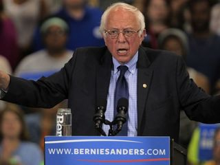 Bernie Sanders says don't count him out yet