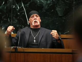 Hulk Hogan is suing Gawker again