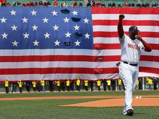 David Ortiz to re-create Boston bombings speech