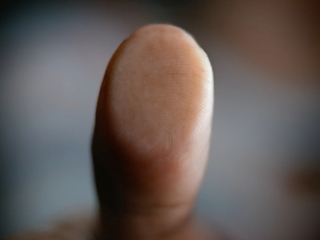 Your fingerprint isn't as secure as a passcode