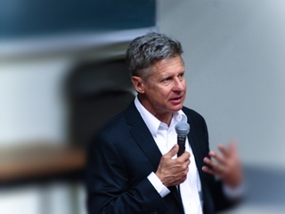Gary Johnson to be Libertarian nominee