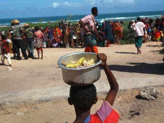 World Hunger Day highlights impoverishment