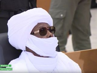 Former Chad president found guilty of war crimes