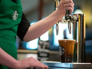 Starbucks adds nitrogen-infused coffee to menu