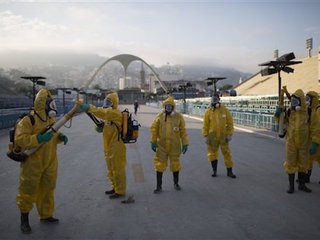 Rio problems, doping issues on IOC agenda