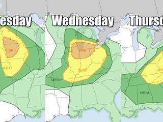 Peak tornado season is now