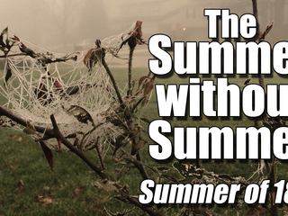 The year summer never came