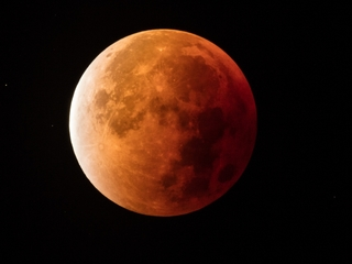 Rare strawberry moon will be first since 1967