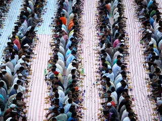 Religions come together for Ramadan