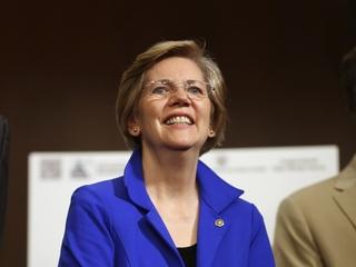Elizabeth Warren mocked at Trump rally