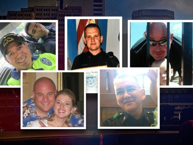First of officers killed in Dallas identified