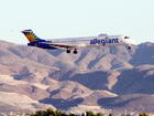 Allegiant moving operations to Cleveland