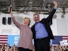 Hillary Clinton Chooses Virginia Sen. Tim Kaine