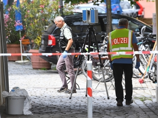 Syrian man detonates bomb in southern Germany