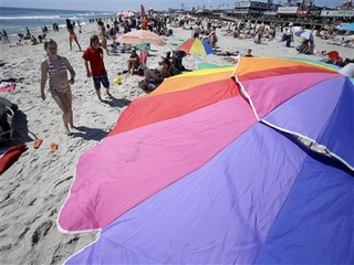 'Jersey Shore' town now wants quiet beaches