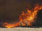 Fires keep tourists away from California's coast