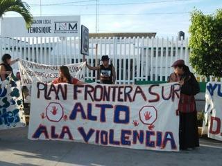 Corruption plagues Mexico's border program