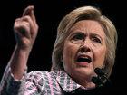 Clinton cancels impromptu Cleveland appearance