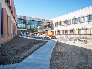 New Sandy Hook Elementary School to open