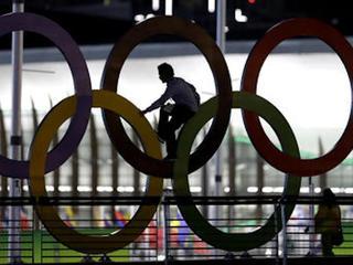 Brazil makes a statement on Olympic platform