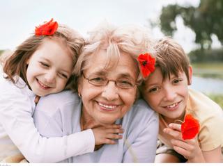 How grandparents may lessen chances of dementia