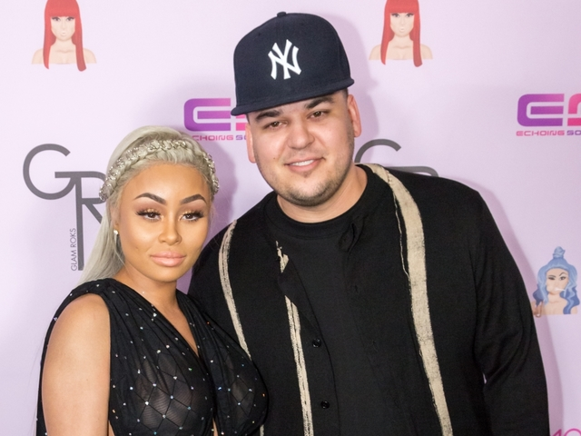 Rob Kardashian Fights With Pregnant Blac Chyna in New Reality Series Trailer