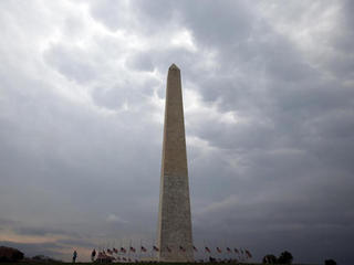 Graffiti found at 3 Washington D.C. monuments
