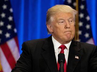 Trump talks illegal immigration in Akron