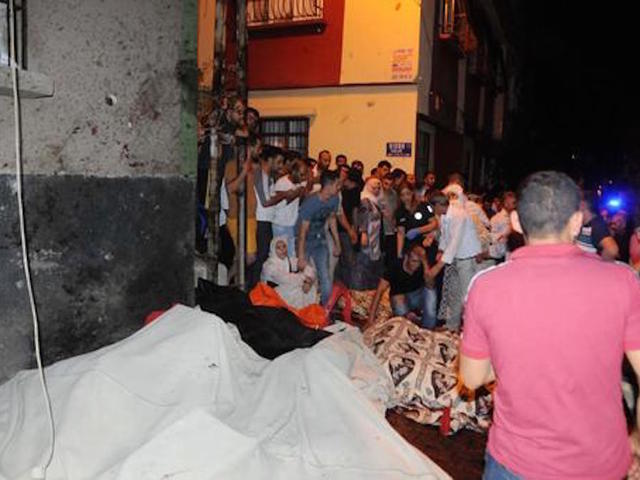 Turkey President Blames ISIS for Deadly Explosion Killing 50 People