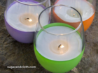 DIY candles to keep bugs away this summer
