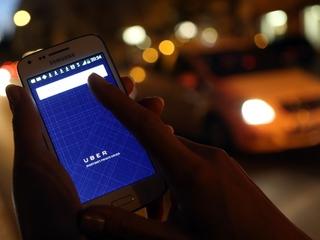 Designated Uber zones for Indians game