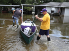 Modest recovery raises hope following floods